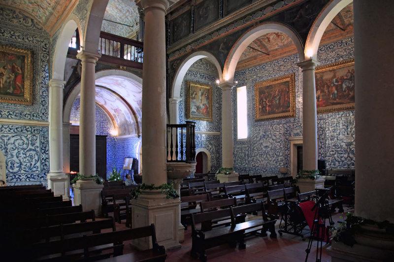 Igreja de Santa Maria, Obidos
