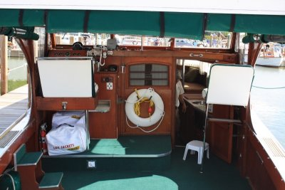 1949 James Whitson Pudgie 35 ft