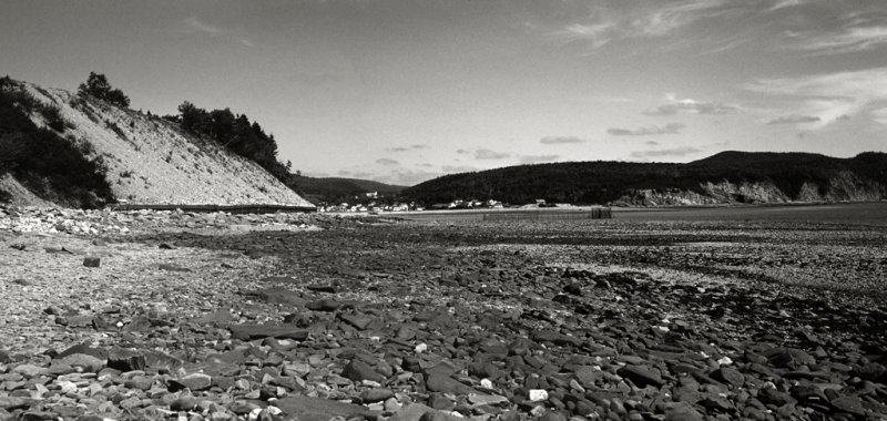 Low Tide, Fundy Ntl Park, Alma, NB