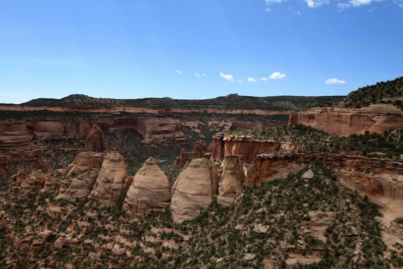 The Coke Ovens, Monument Canyon, Colorado National Monument, Grand Junction, Colorado