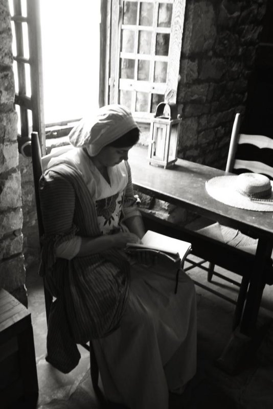 A Quiet Time, Old Fort Niagara, Youngstown, NY