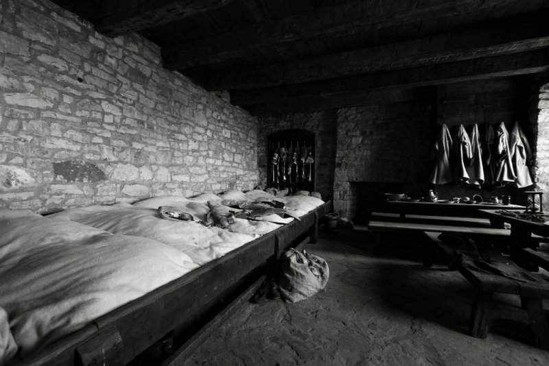 Enlisted Mens Quarters, Old Fort Niagara, Youngstown, NY
