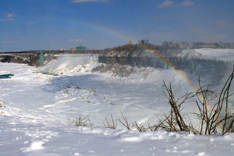 Rainbow, Niagara Falls, Ontario