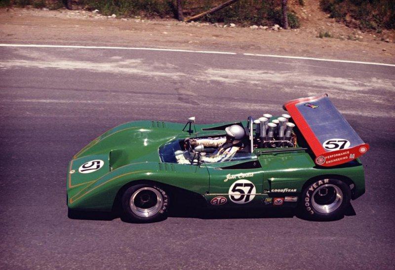 1971 Can-Am - McLaren M8C- John Cordts - Le Circuit, St. Jovite, Quebec