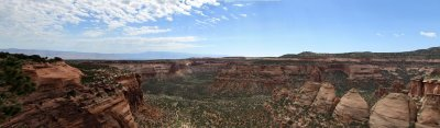 Monument Canyon, Colorado National Monument, Grand Junction, Colorado
