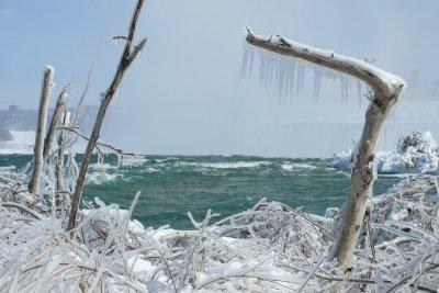 Ice, Niagara Falls, Ontario