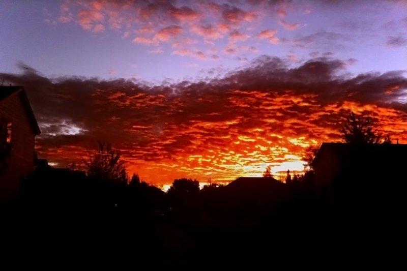 Sunrise Near My House