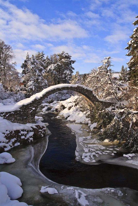 Carrbridge Snow