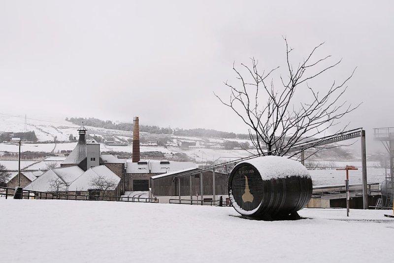 Snowy Clynelish