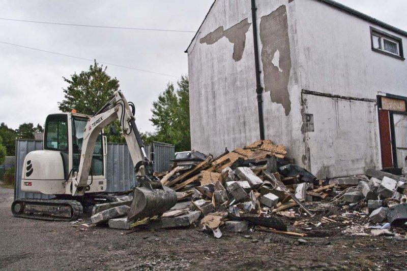 Struan house August 2009