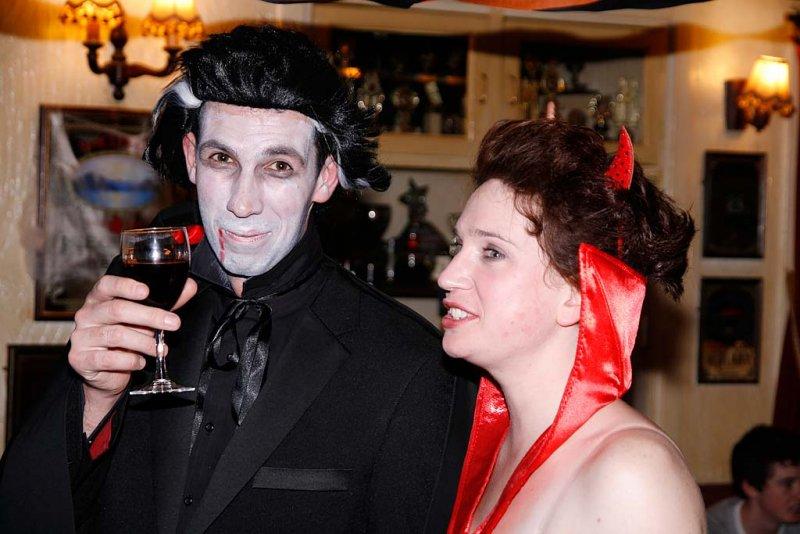 Gareth and Katrina