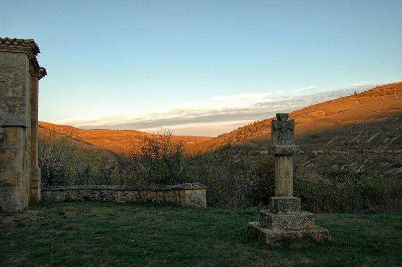 Sunset Light - Moradillo de Sedano