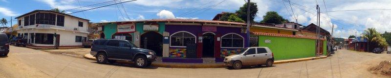 Aurora Realty, Iskra Travel and El Gato Negro in San Juan del Sur, Nicaragua