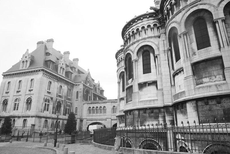 montmartre back