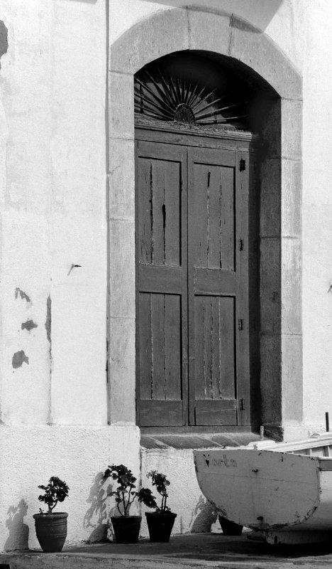 Doorway -Spain.