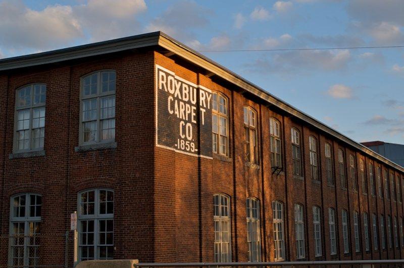 Roxbury Carpet Mill