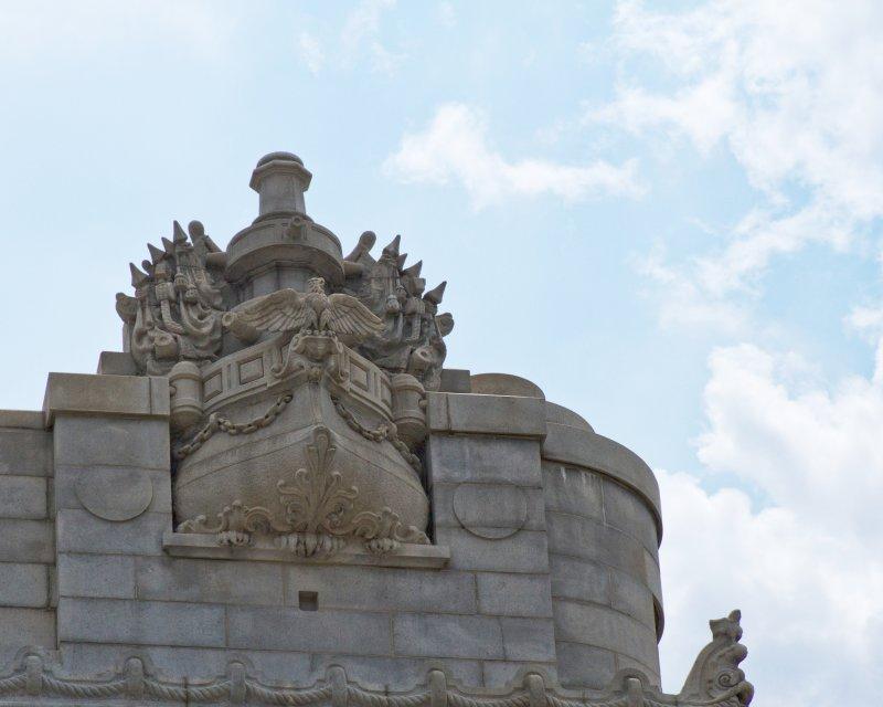 Architectural Detail, U.S. Naval Academy