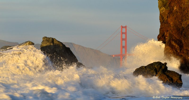The Golden Gate !
