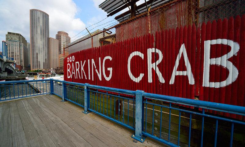 The Barking Crab