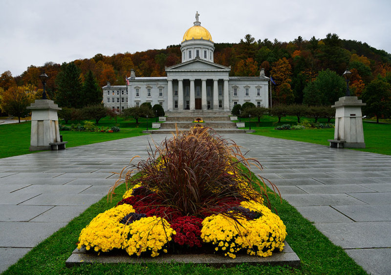 Vermont State Capitol