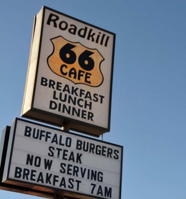 Roadkill Cafe