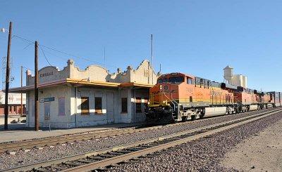 Burlington Northern Santa Fe