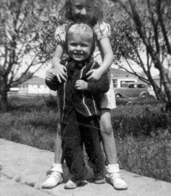 Mary Ann & Dick Taylor