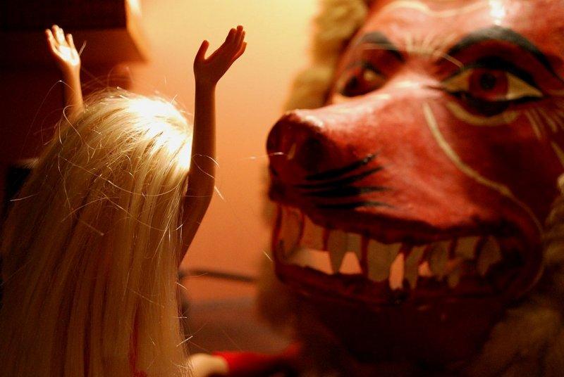 Whos Afraid Of The Big Bad Wolf?
