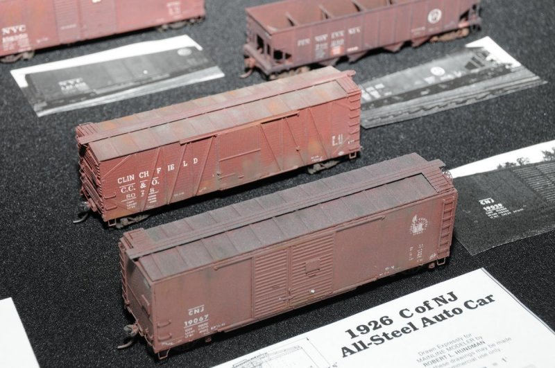 John Johnson Models