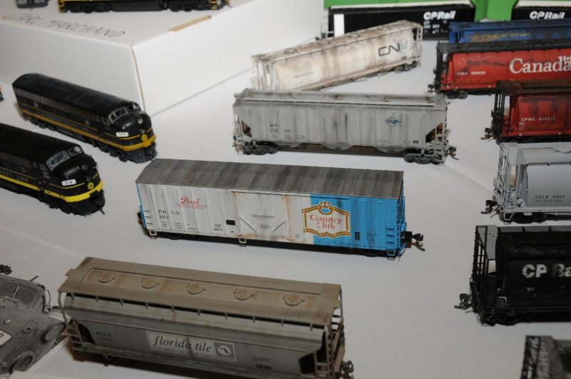 Carl Marchand Models