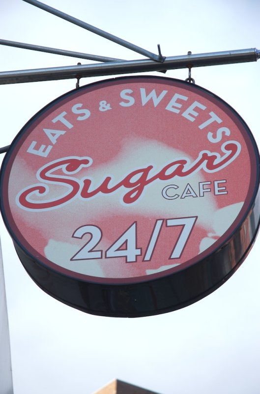 The SWEETEST  eatery.