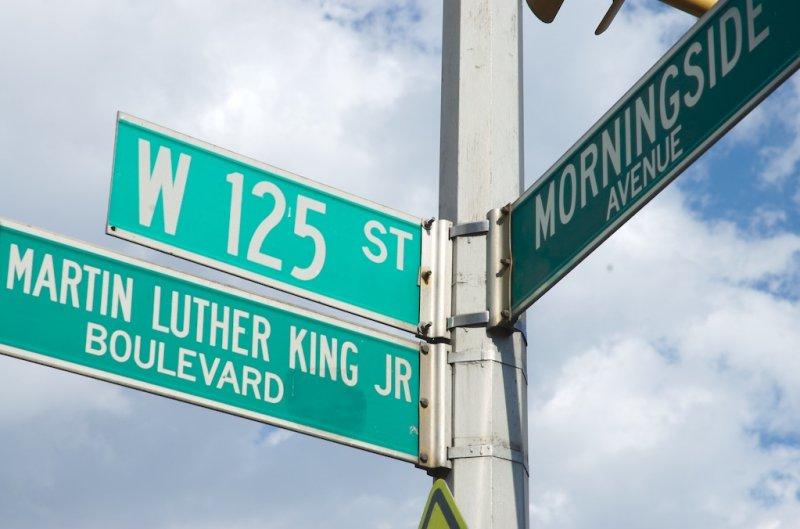 Martin Luther King Jr Boulevard - Harlem