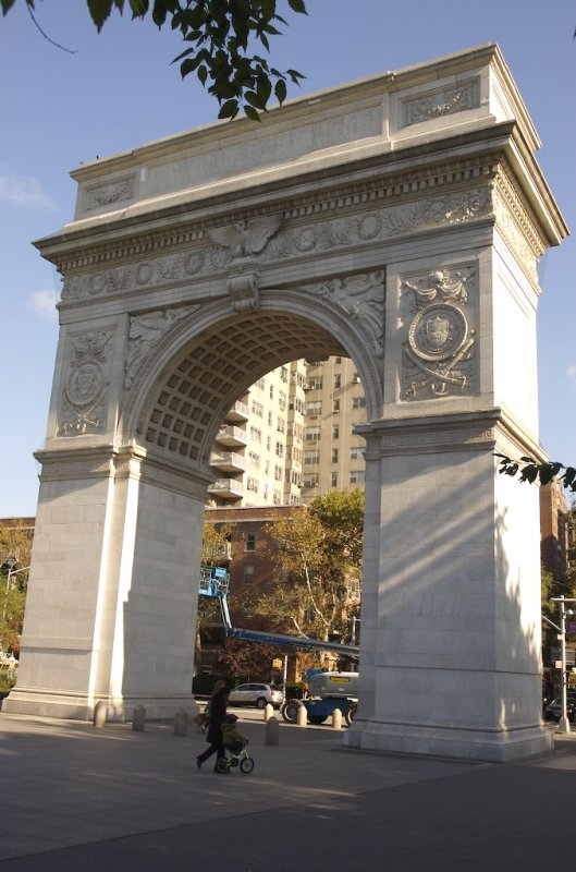 Washington Square Park  -  Gateway
