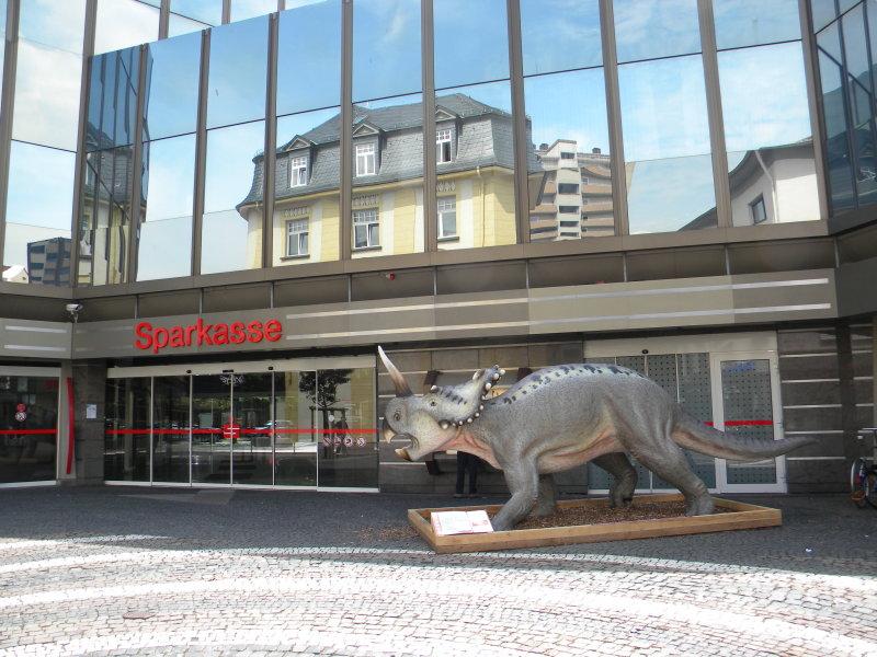Dinosaurs in Giessen...2010