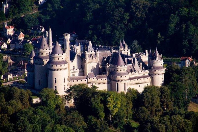 Le chateau de Pierrefonds