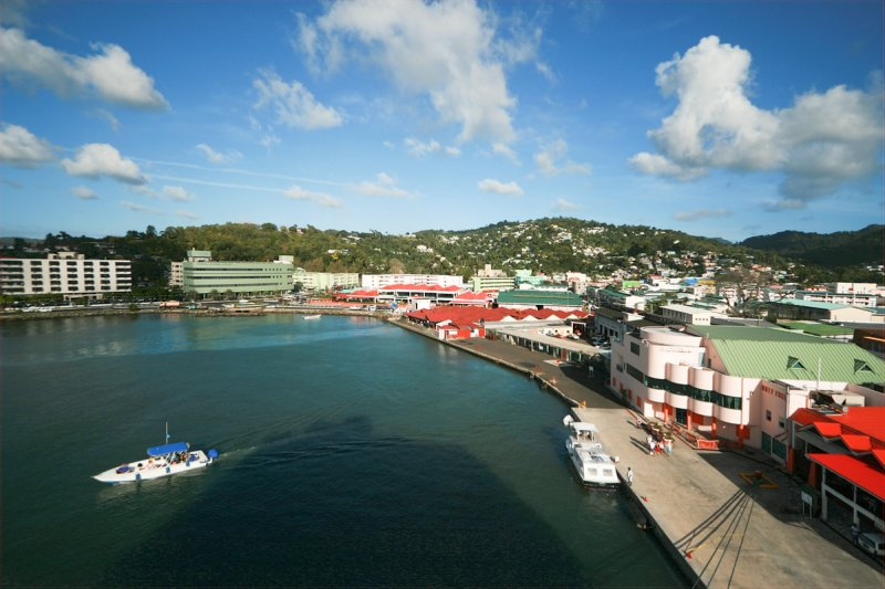 St. Lucia Port