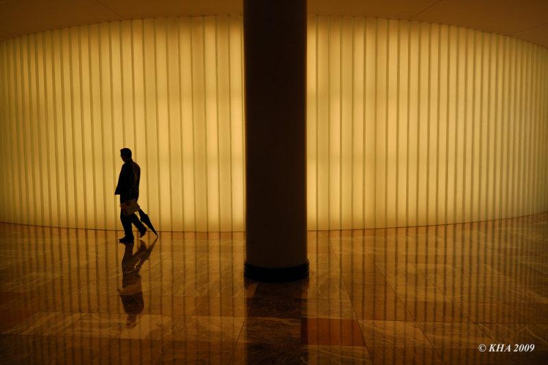 Illuminated Walk