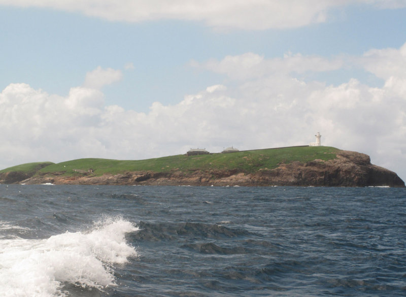 South Solitary Island