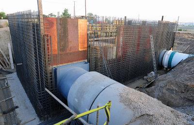 Effluent Pump Station  9/5/09