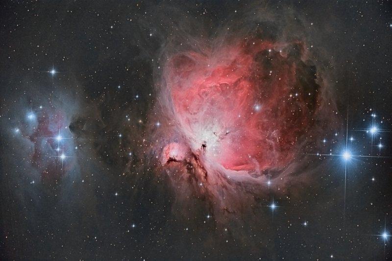 M42/M43 & NGC1977