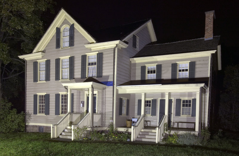Grover Cleveland birth place