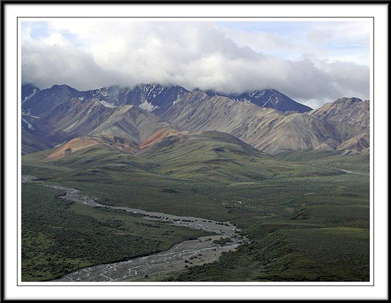 Polychrome Overlook at Denali