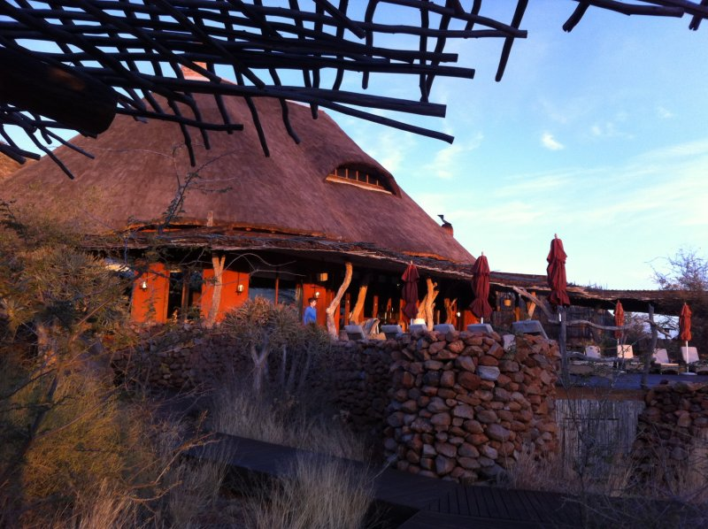 Main Lodge at Tswalu