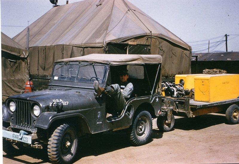 K-16 Gypsy Jeep 54