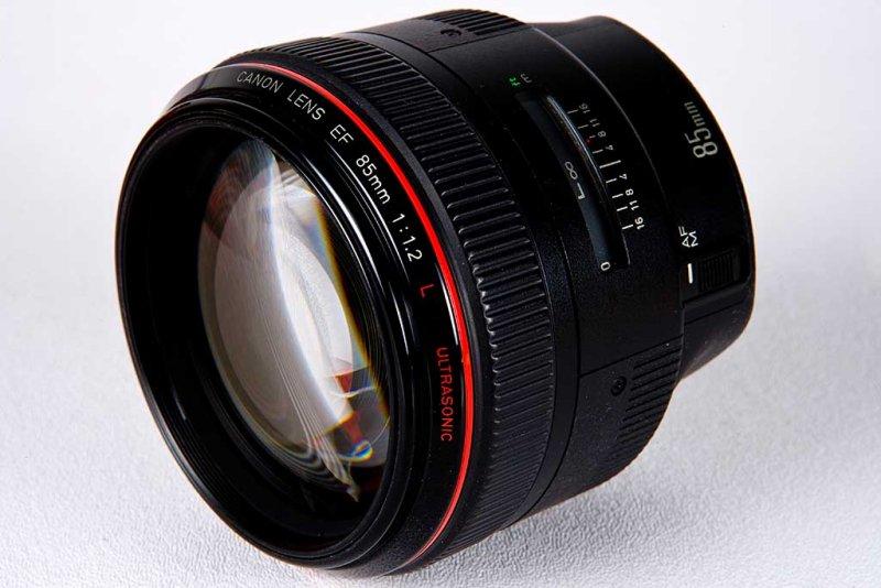 Canon Lens EF 85mm f/1.2 L USM