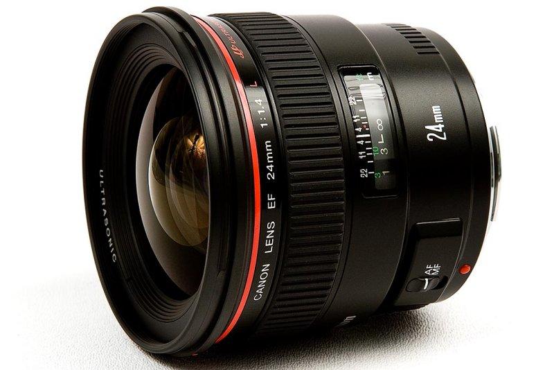 Canon Lens EF 24mm f/1.4 L USM