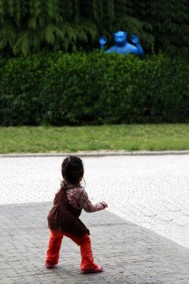 Surrender, Shanghai, China, 2010