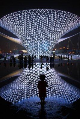 In Awe, Shanghai Expo, China, 2010