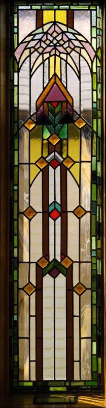 Window 4, Communion