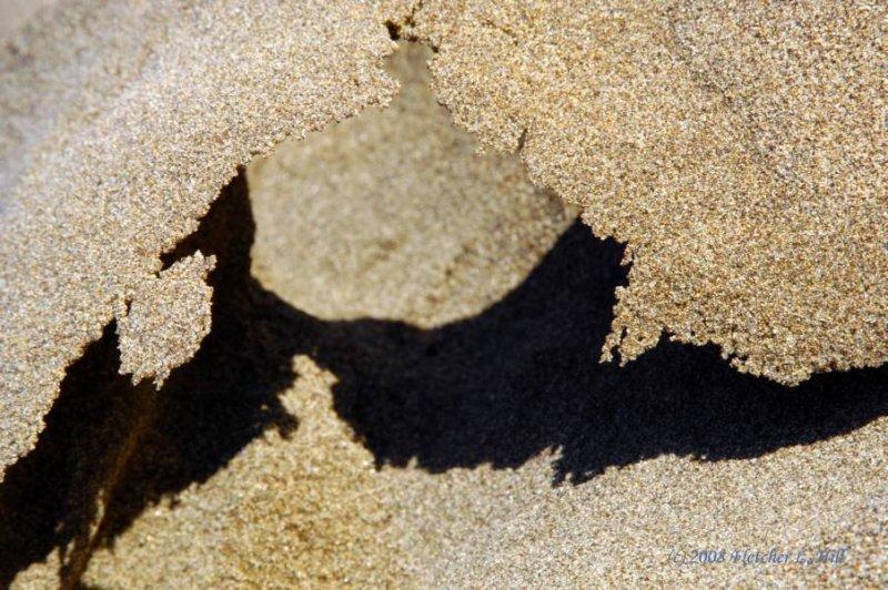 As Thin as a Grain of Sand